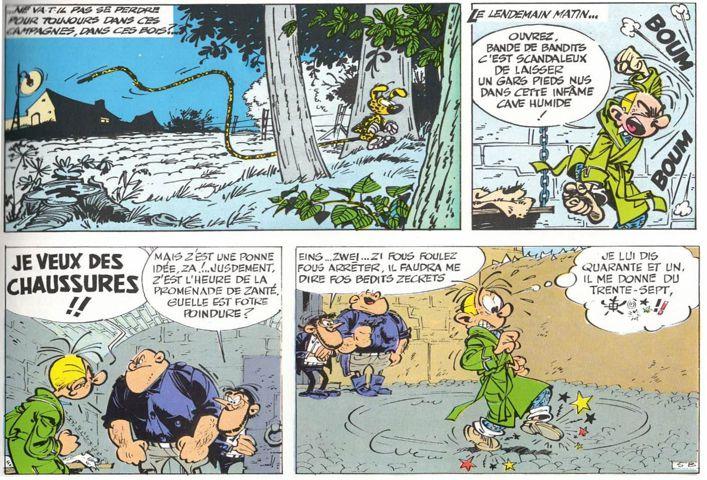 Planches disparues des albums de BD - Page 2 Bretze19
