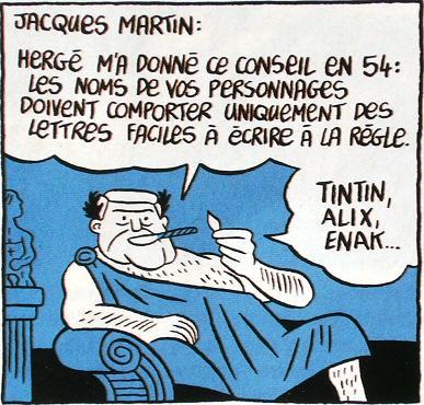 Clins d'œil à Jacques Martin Bruno-12