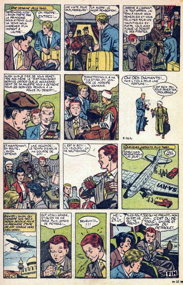 Planches disparues des albums de BD - Page 2 Buck-d12