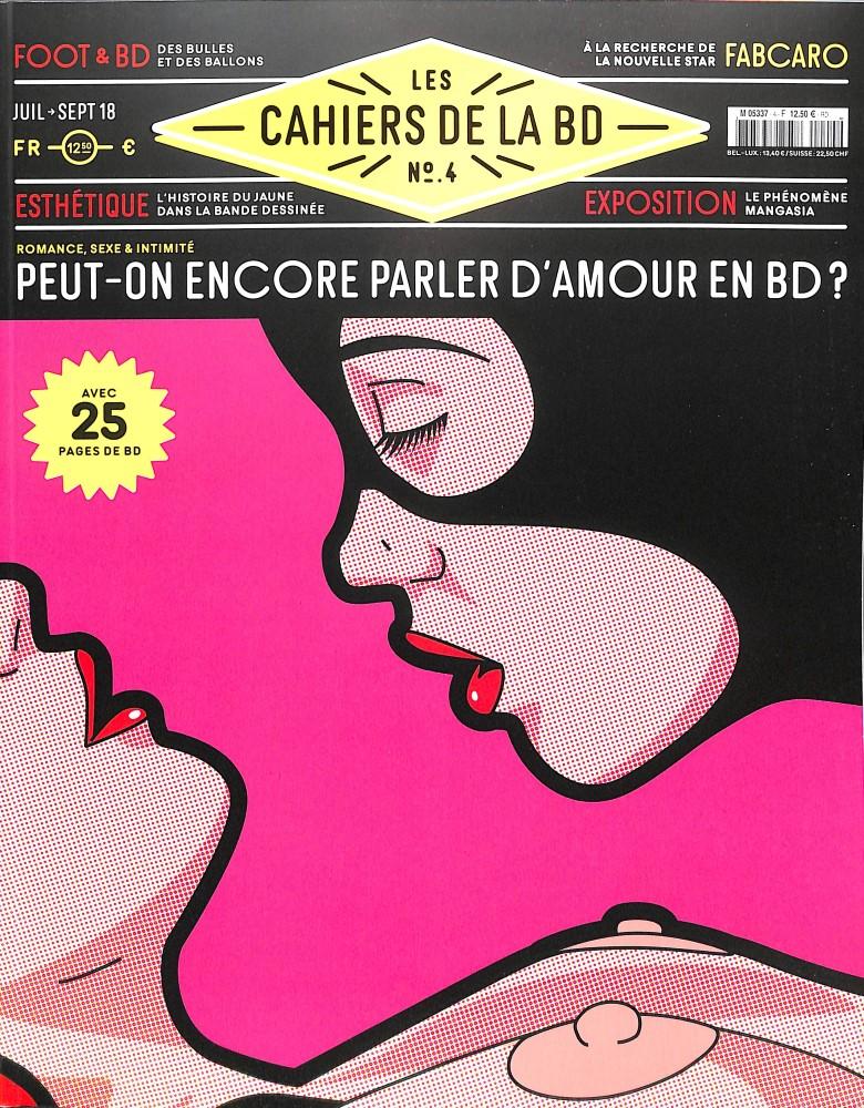 Les nouveaux CAHIERS DE LA BD - Page 3 Cahier10