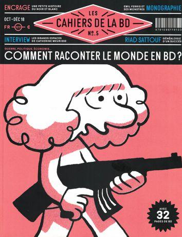 Les nouveaux CAHIERS DE LA BD - Page 3 Cahier11
