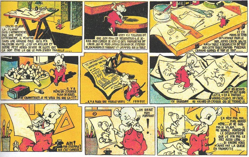 Les BD qui racontent la BD - Page 4 Calvo-15