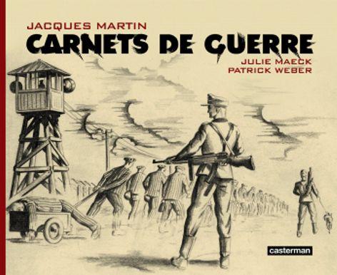 50 ans avec Jacques Martin - Page 12 Carnet11