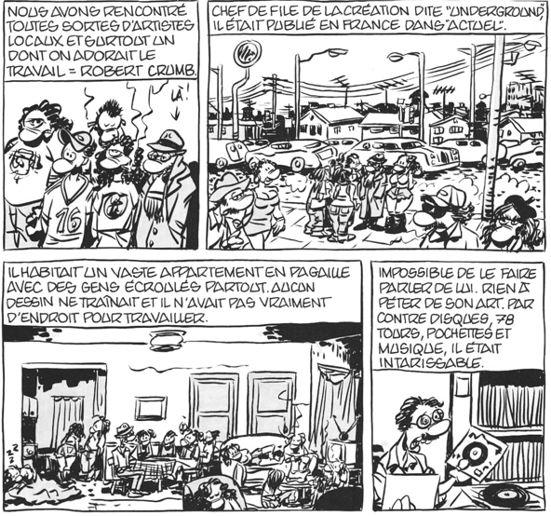Les BD qui racontent la BD - Page 2 Cestac14