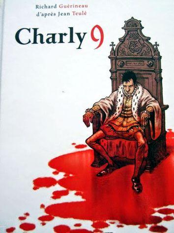 Richard Guérineau et l'histoire Charly10