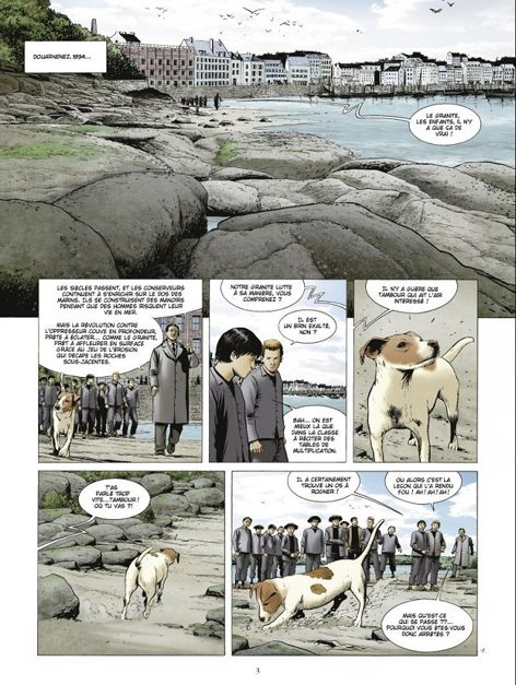 Quelques nouvelles du mainstream - Page 3 Chasse12