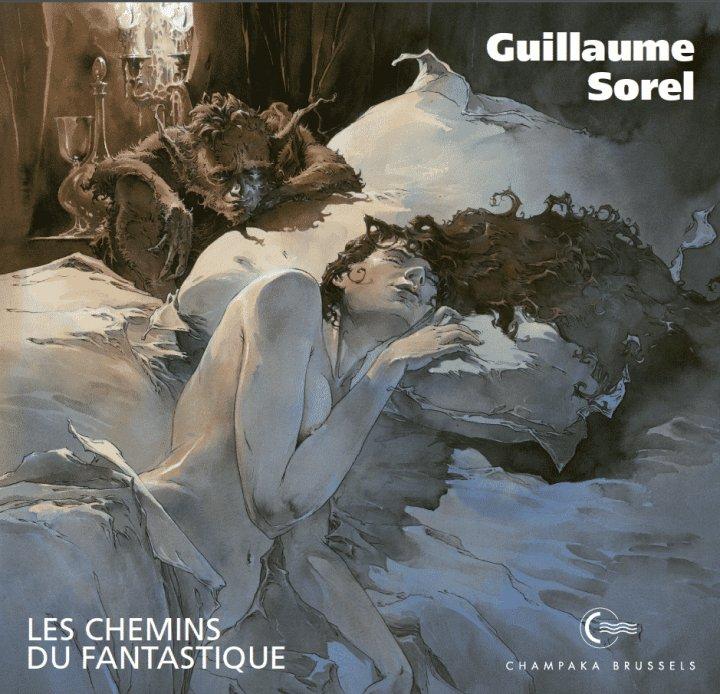 Guillaume Sorel l'artiste Chemin10