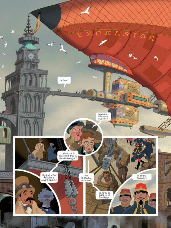 Quelques nouvelles du mainstream - Page 4 Chimzo11