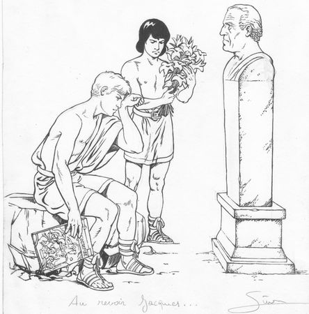 50 ans avec Jacques Martin - Page 13 Christ11