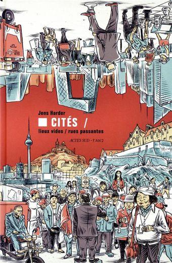 Jens Harder et l'histoire du monde Citzos11