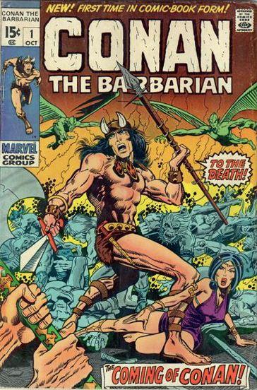Barry Windsor-Smith entre l'art et les comic-books Conan-12