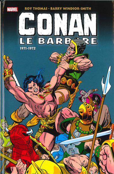 Barry Windsor-Smith entre l'art et les comic-books Conan-13