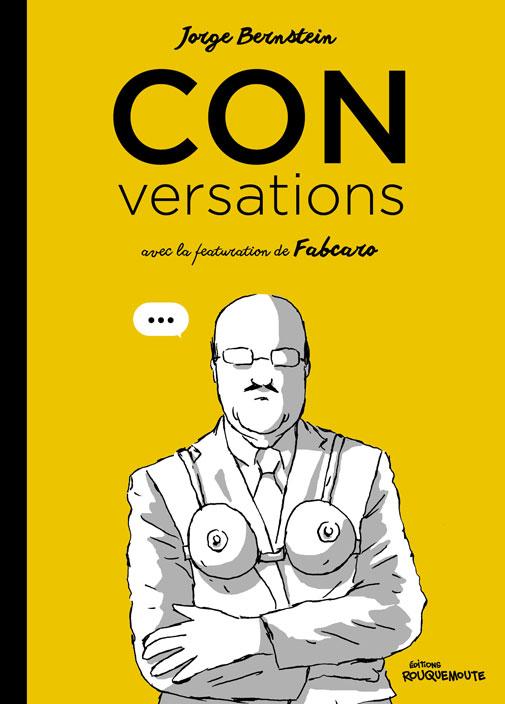 Fabrice Caro, alias Fabcaro, le démiurge de l'absurde Conver10