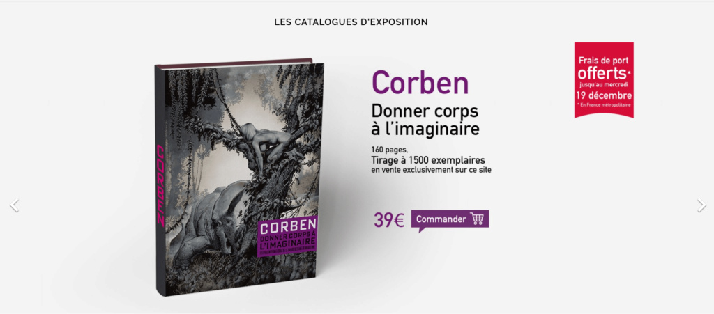 Richard Corben, génie de la couleur Corben10