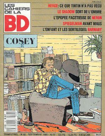 Références et monographies d'auteurs - Page 3 Cosey-13