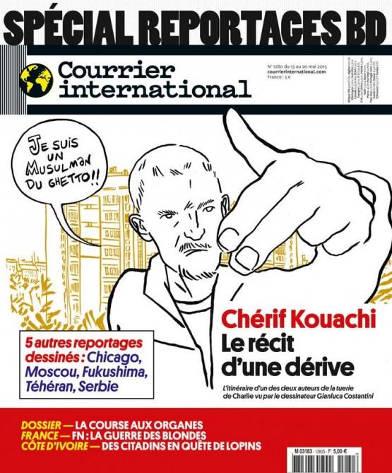Reportages  journalisme et bande dessinée - Page 3 Courri10