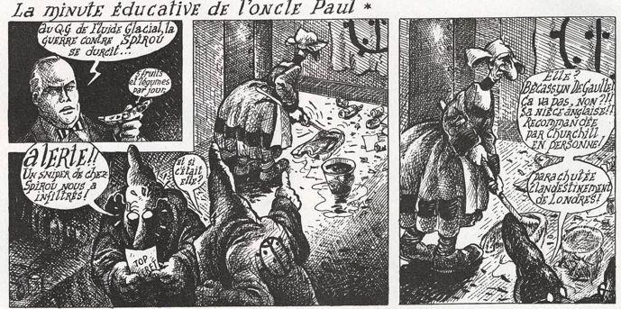 Journal de Spirou : les numéros spéciaux - Page 4 Cross-12