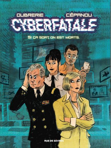 Clément Oubrerie Cyberf10