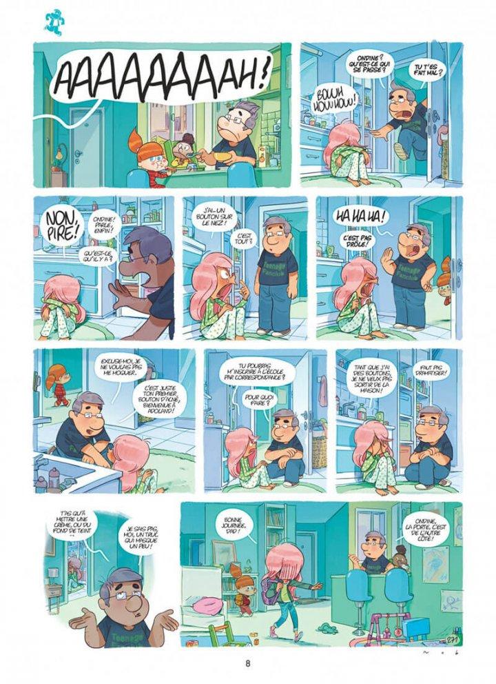 Bandes dessinées pour enfants - Page 3 Dad-t711