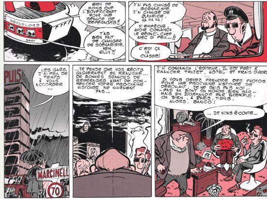 Les BD qui racontent la BD - Page 4 Dauphi12