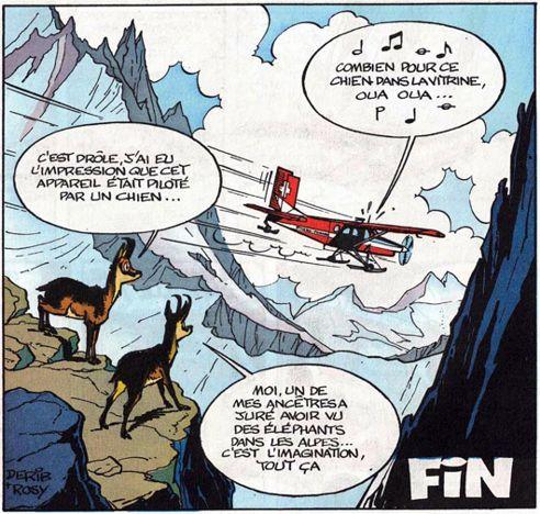 La Suisse dans la BD Derib-13