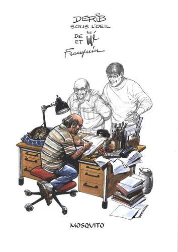 Références et monographies d'auteurs - Page 3 Derib-16