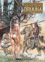 Bandes dessinées italiennes - Page 17 Druuna10