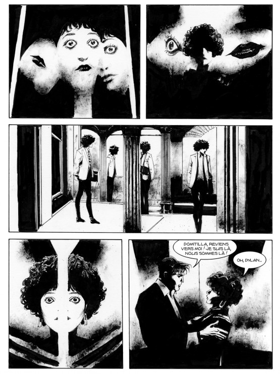 Bandes dessinées italiennes - Page 17 Dylan-13