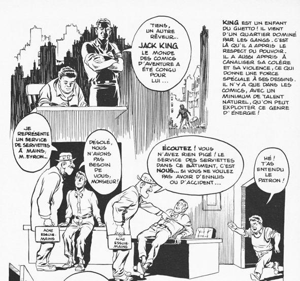 Les BD qui racontent la BD Eisner12