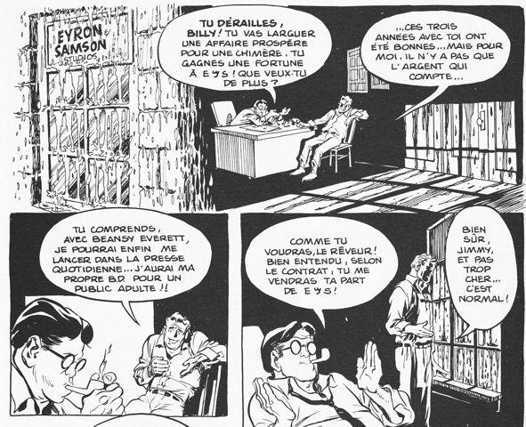 Les BD qui racontent la BD Eisner13