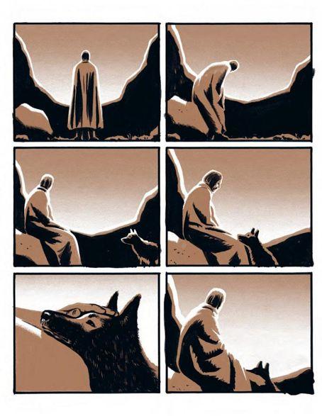 Les romans graphiques - Page 2 Eldora11