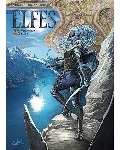 La BD et l'heroic fantasy Elfes-10
