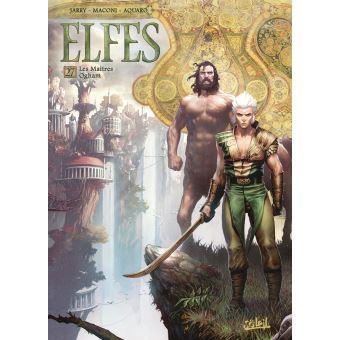 La BD et l'heroic fantasy - Page 3 Elfes-11