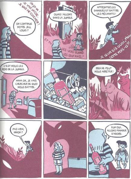 Les romans graphiques - Page 2 Enfant16