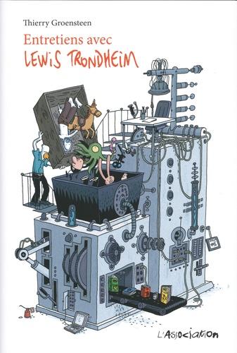 Lewis Trondheim et les fausses confidences - Page 3 Entret11