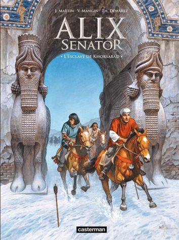 Alix Senator 11  L'esclave de Khorsabad Esclav10