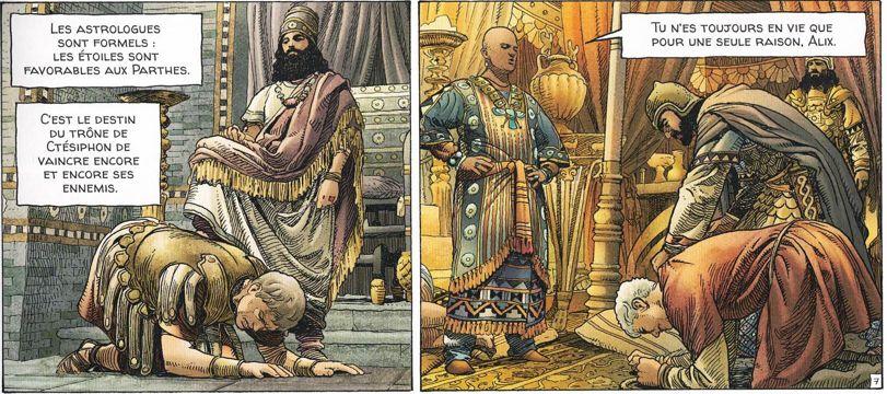 Alix Senator 11  L'esclave de Khorsabad Esclav14