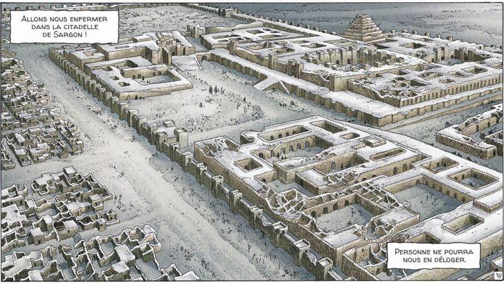 Alix Senator 11  L'esclave de Khorsabad Esclav15