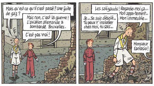 Spirou et ses dessinateurs - Page 10 Espoir11