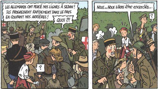 Spirou et ses dessinateurs - Page 10 Espoir12