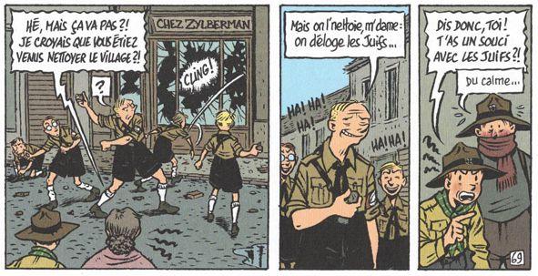Spirou et ses dessinateurs - Page 10 Espoir13