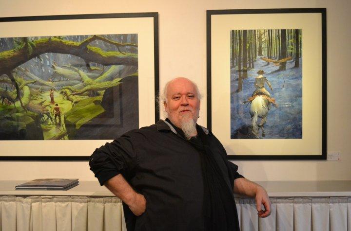 Guillaume Sorel l'artiste Expo-c10