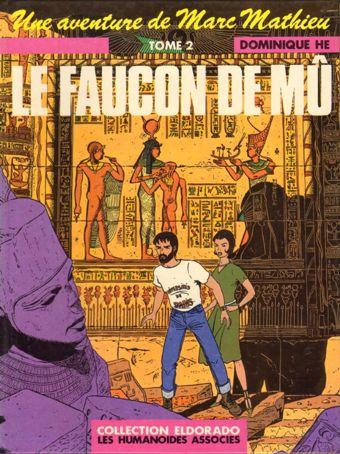 Dominique Hé et la tradition franco-belge Faucon10
