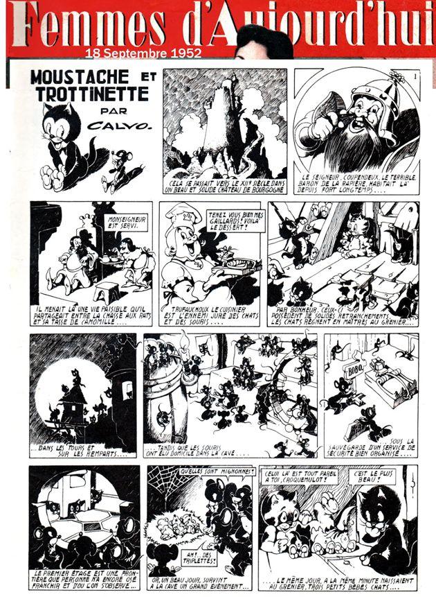Calvo ou le talent protéiforme - Page 17 Femmes11