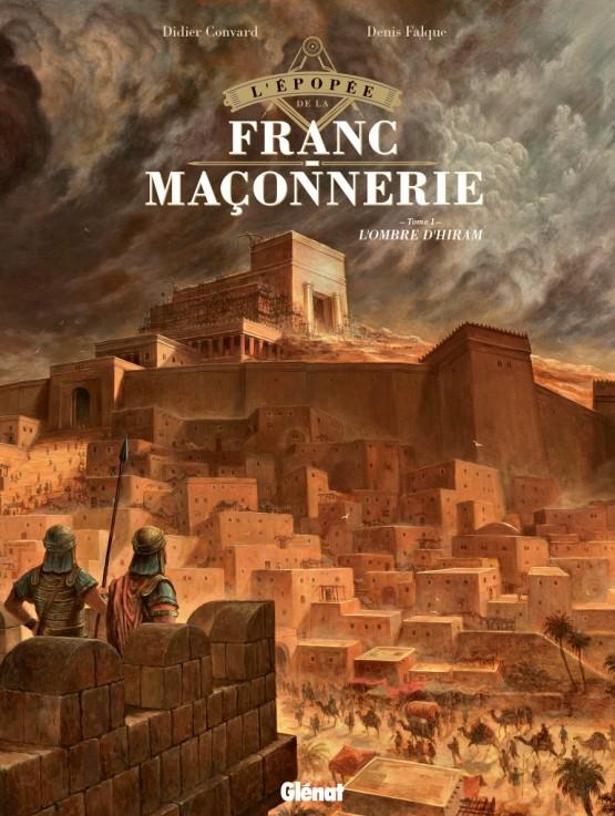 Didier Convard et la franc-maçonneraie Franc-10
