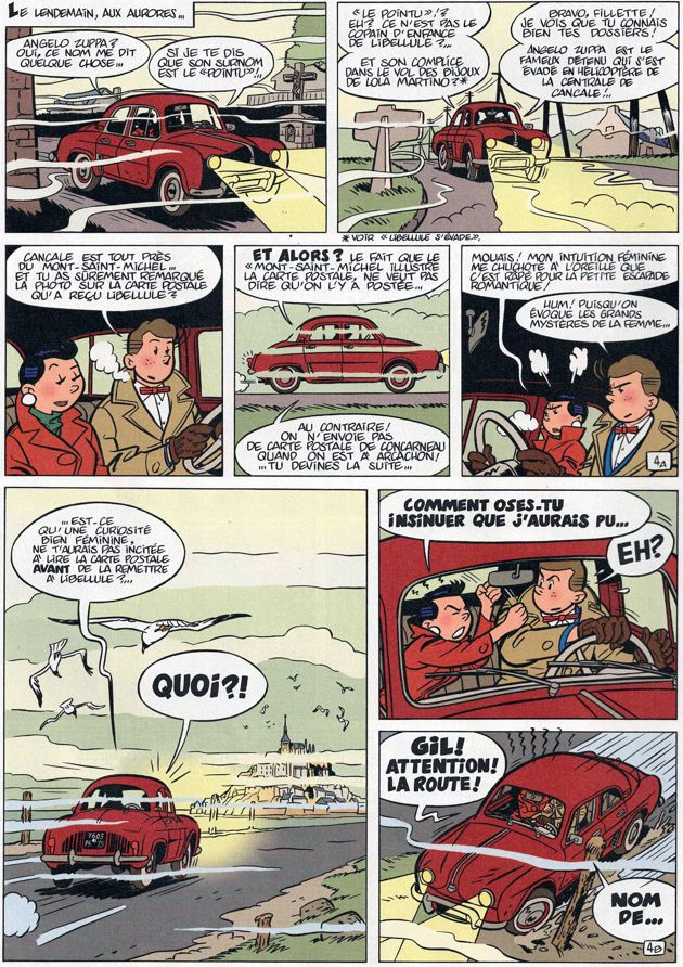 Atom Agency par Yann et Schwartz - Page 2 Gil-jo14