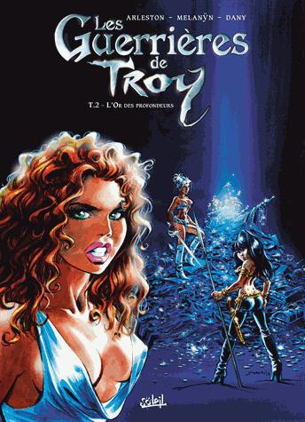 La BD et l'heroic fantasy Guerri10