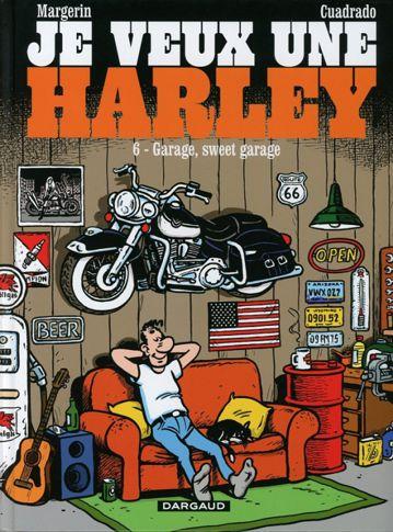 Frank Margerin  Harley11