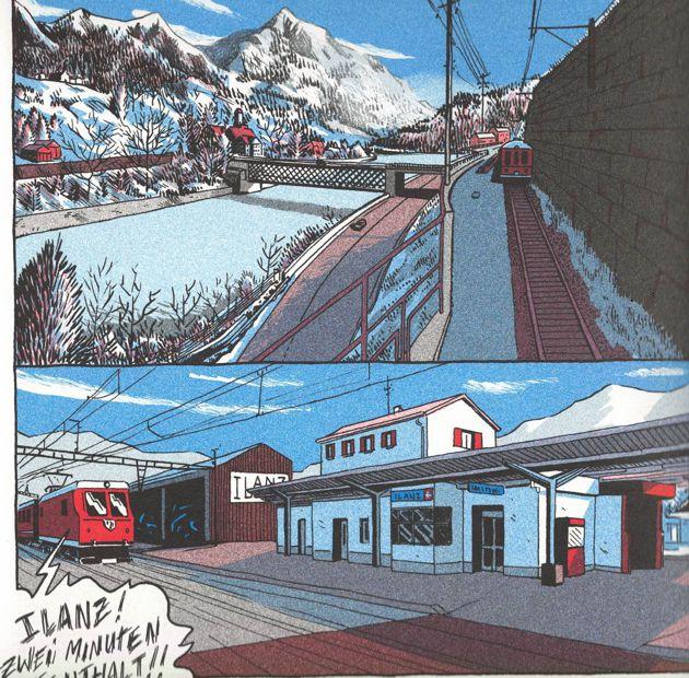 La Suisse dans la BD - Page 4 Harrar12