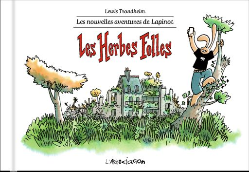 Lewis Trondheim et les fausses confidences - Page 3 Herbes10